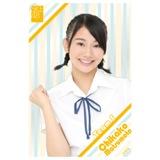 SKE48 2015年9月度個別グッズ「クリアポストカード」 松本慈子