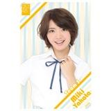 SKE48 2015年9月度個別グッズ「クリアポストカード」 矢方美紀