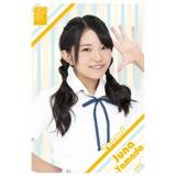 SKE48 2015年9月度個別グッズ「クリアポストカード」 山田樹奈
