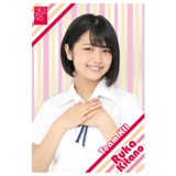 SKE48 2015年9月度個別グッズ「クリアポストカード」 北野瑠華