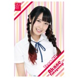 SKE48 2015年9月度個別グッズ「クリアポストカード」 高柳明音