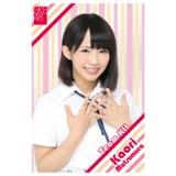 SKE48 2015年9月度個別グッズ「クリアポストカード」 松村香織