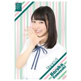 SKE48 2015年9月度個別グッズ「クリアポストカード」 熊崎晴香