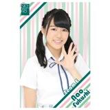 SKE48 2015年9月度個別グッズ「クリアポストカード」 福士奈央