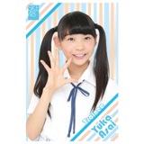 SKE48 2015年9月度個別グッズ「クリアポストカード」 浅井裕華