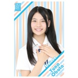 SKE48 2015年9月度個別グッズ「クリアポストカード」 小畑優奈