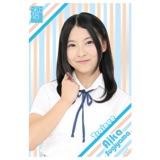 SKE48 2015年9月度個別グッズ「クリアポストカード」 杉山愛佳