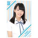 SKE48 2015年9月度個別グッズ「クリアポストカード」 髙畑結希