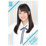 SKE48 2015年9月度個別グッズ「クリアポストカード」 一色嶺奈
