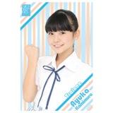 SKE48 2015年9月度個別グッズ「クリアポストカード」 上村亜柚香