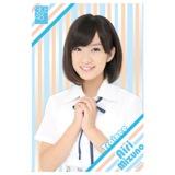 SKE48 2015年9月度個別グッズ「クリアポストカード」 水野愛理