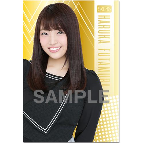 SKE48 2016年9月度選抜個別グッズ「メタリックポストカードセット」 二村春香