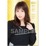 SKE48 2016年9月度選抜個別グッズ「メタリックポストカードセット」 大場美奈