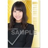 SKE48 2016年9月度選抜個別グッズ「メタリックポストカードセット」 日高優月