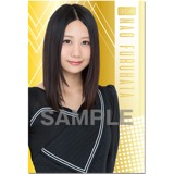 SKE48 2016年9月度選抜個別グッズ「メタリックポストカードセット」 古畑奈和