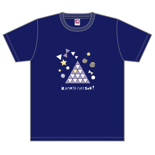 SKE48 生誕記念Tシャツ&生写真セット 2015年8月度 鎌田菜月