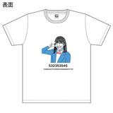 SKE48 生誕記念Tシャツ&生写真セット 2017年5月度 北野瑠華