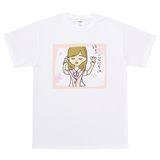 【9月21日(木)以降順次お届け】SKE48 生誕記念Tシャツ 2013年11月度 大矢真那