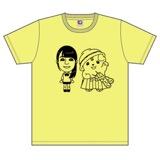 SKE48 生誕記念Tシャツ&生写真セット 2018年4月度 福士奈央