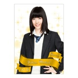 SKE48 2013年12月個別グッズ 「クリアポスター」 松井珠理奈