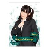 SKE48 2013年12月個別グッズ 「クリアポスター」 岩永亞美