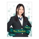 SKE48 2013年12月個別グッズ 「クリアポスター」 古畑奈和