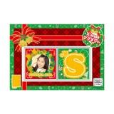 SKE48 2013年12月個別グッズ 「クリスマスマグネット(2個セット)」 大矢真那