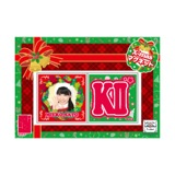SKE48 2013年12月個別グッズ 「クリスマスマグネット(2個セット)」 佐藤実絵子