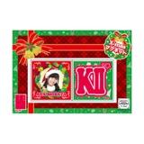 SKE48 2013年12月個別グッズ 「クリスマスマグネット(2個セット)」 柴田阿弥