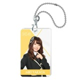 SKE48 2014年9月度個別グッズ「アクリルパスケース」 矢方美紀