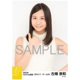 SKE48 2014年11月度net shop限定個別生写真5枚セット 古畑奈和