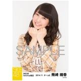 SKE48 2014年11月度net shop限定個別生写真5枚セット 熊崎晴香