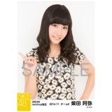 SKE48 2014年11月度net shop限定個別生写真5枚セット 柴田阿弥