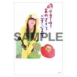 SKE48 2014年12月度個別グッズ「年賀状3枚セット」 高柳明音