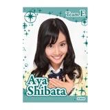 SKE48 2013年2月度個別グッズ「マグネット」 柴田阿弥