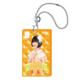 SKE48 2015年10月度個別グッズ「クリアパスケース」 東李苑