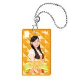 SKE48 2015年10月度個別グッズ「クリアパスケース」 大矢真那