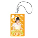 SKE48 2015年10月度個別グッズ「クリアパスケース」 山田樹奈