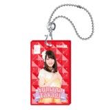 SKE48 2015年10月度個別グッズ「クリアパスケース」 高木由麻奈