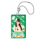 SKE48 2015年10月度個別グッズ「クリアパスケース」 井田玲音名