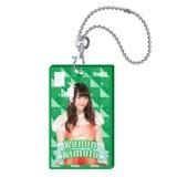 SKE48 2015年10月度個別グッズ「クリアパスケース」 木本花音