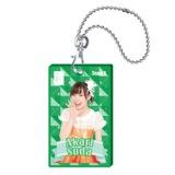 SKE48 2015年10月度個別グッズ「クリアパスケース」 須田亜香里