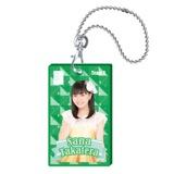 SKE48 2015年10月度個別グッズ「クリアパスケース」 髙寺沙菜
