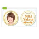 SKE48 2015年11月度個別グッズ「クリアマグネット2個セット」 矢方美紀