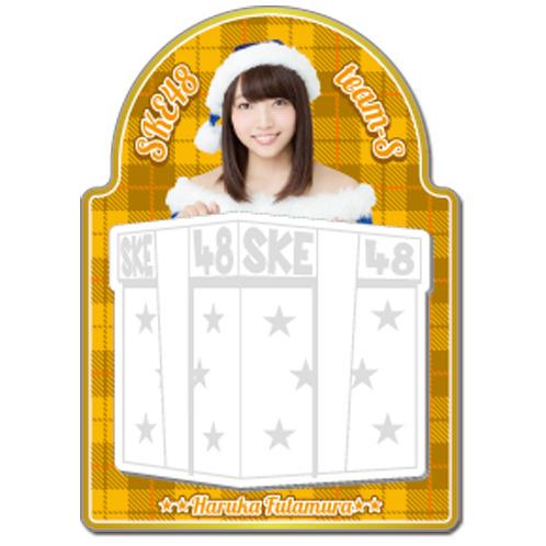 SKE48 2015年12月度個別グッズ「マグネットメモ」 二村春香