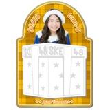 SKE48 2015年12月度個別グッズ「マグネットメモ」 山田樹奈