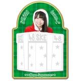SKE48 2015年12月度個別グッズ「マグネットメモ」 菅原茉椰