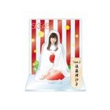 SKE48 2016年1月度個別グッズ「アクリルスタンド 巫女ver.」 後藤理沙子