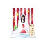 SKE48 2016年1月度個別グッズ「アクリルスタンド 巫女ver.」 白井琴望