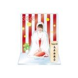 SKE48 2016年1月度個別グッズ「アクリルスタンド 巫女ver.」 高木由麻奈